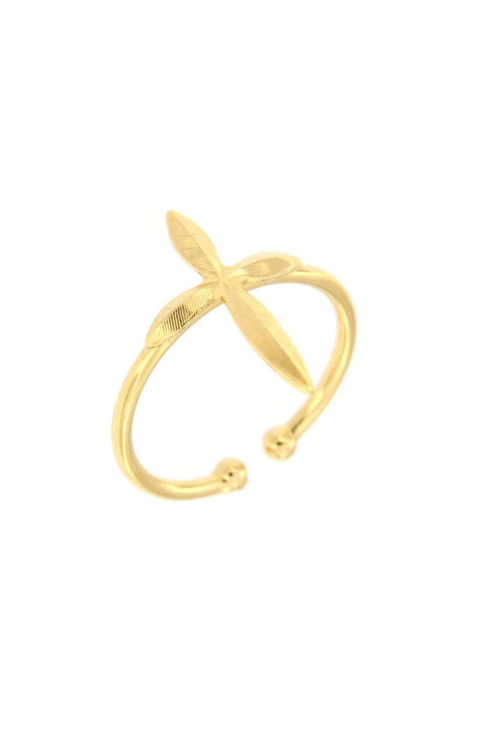 Adjustablering  24 carats fine gold  New collection